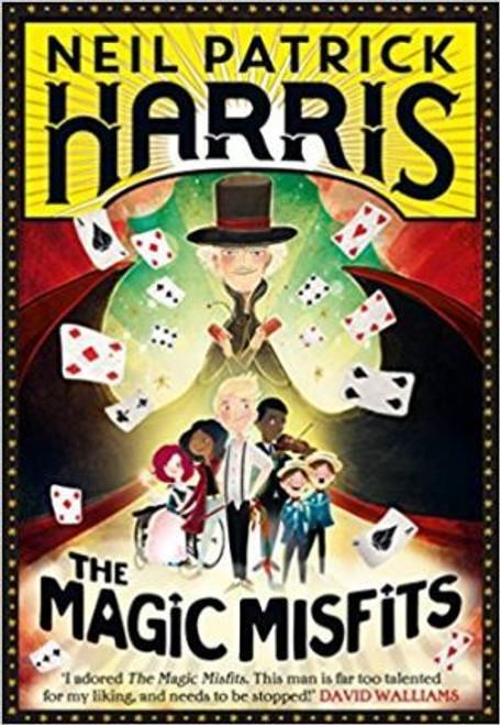 Patrick, Harris / Neil / The Magic Misfits
