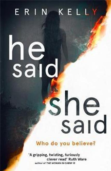 Kelly, Erin / He Said/She Said
