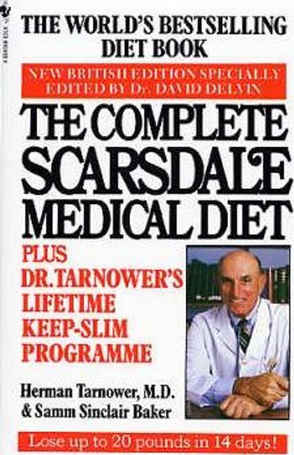 Tarnower, Herman / The Complete Scarsdale Medical Diet