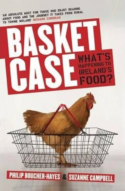 Campbell, Suzanne / Basket Case (Large Paperback)