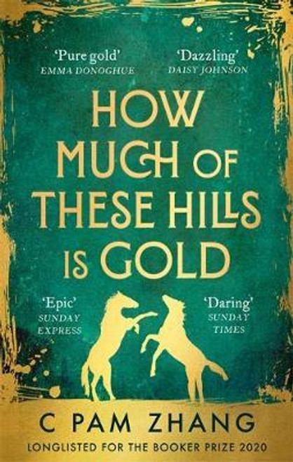 Zhang, C Pam - How Much of these Hills is Gold - PB - BRAND NEW