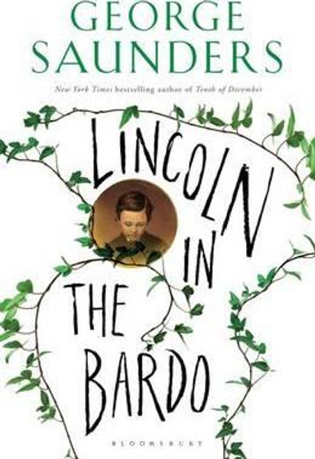 Saunders, George / Lincoln in the Bardo (Large Paperback)