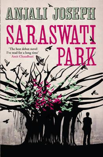 Joseph, Anjali / Saraswati Park (Large Paperback)