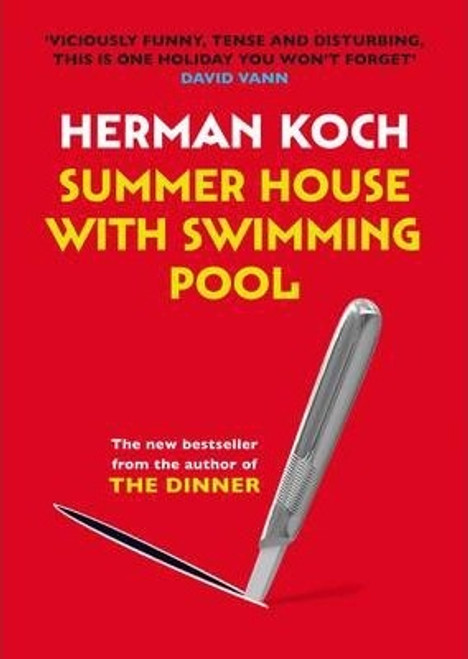 Koch, Herman / Summer House with Swimming Pool (Large Paperback)
