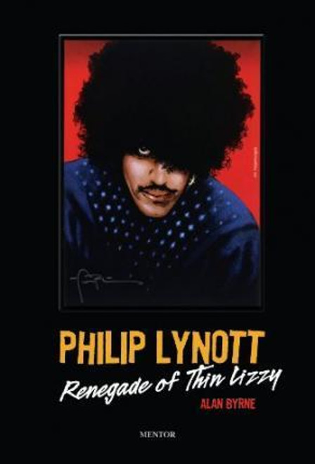 Byrne, Alan / The Phil Lynott Story (Large Paperback)