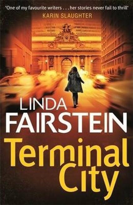 Fairstein, Linda / Terminal City (Large Paperback)