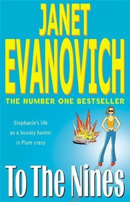 Evanovich, Janet / To The Nines (Large Paperback)