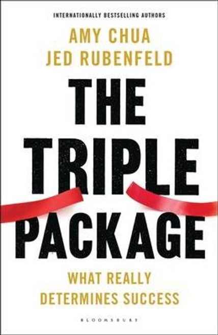 Chua, Amy / The Triple Package : What Really Determines Success (Large Paperback)