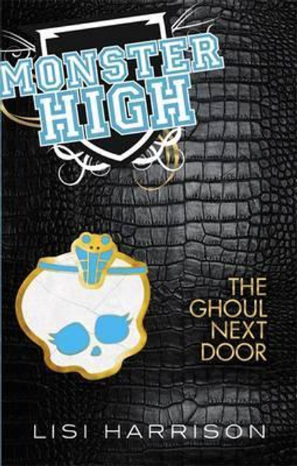 Harrison, Lisi / The Ghoul Next Door