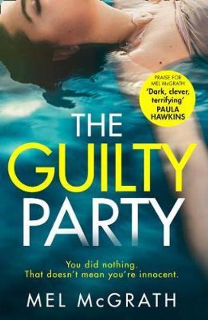 McGrath, Mel / The Guilty Party (Large Paperback)