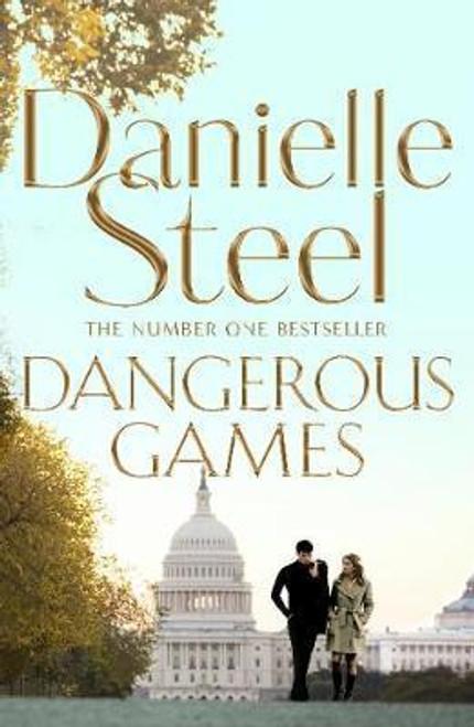 Steel, Danielle / Dangerous Games (Large Paperback)