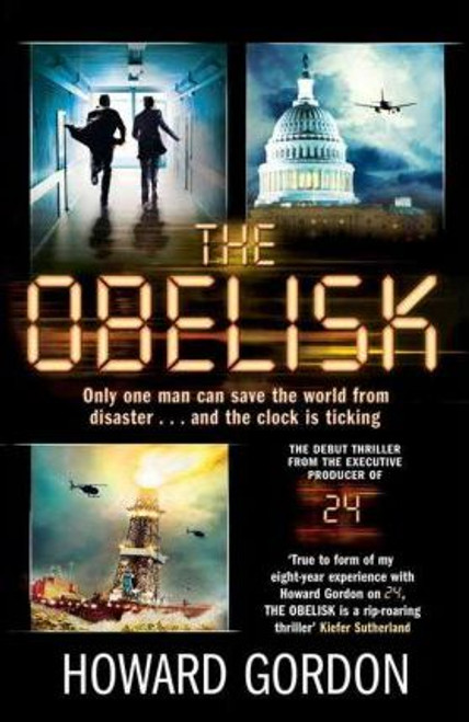 Gordon, Howard / The Obelisk (Large Paperback)