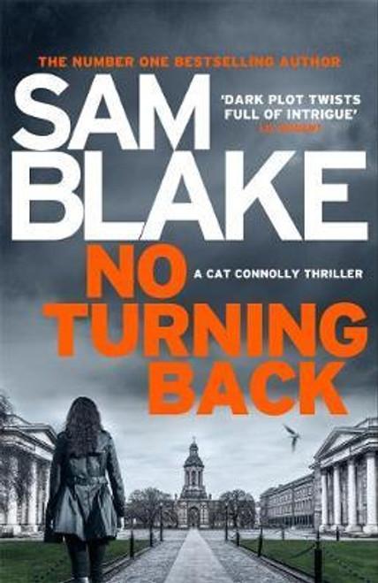 Blake, Sam/ No Turning Back (Large Paperback)