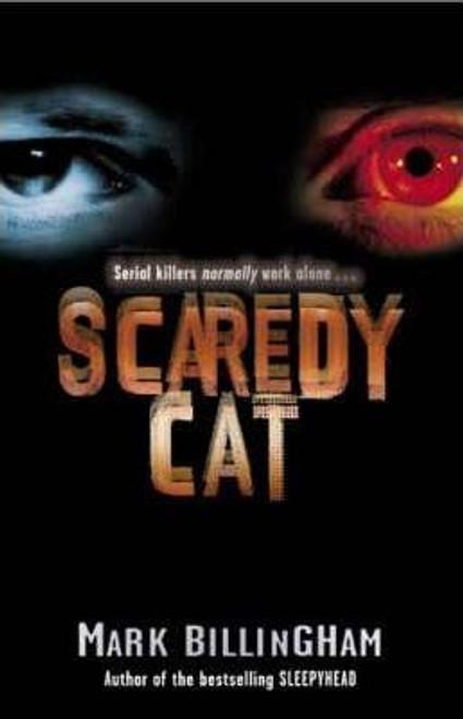 Billingham, Mark / Scaredy Cat (Large Paperback)