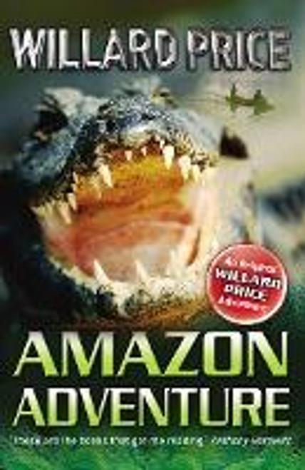 Price, Willard / Amazon Adventure