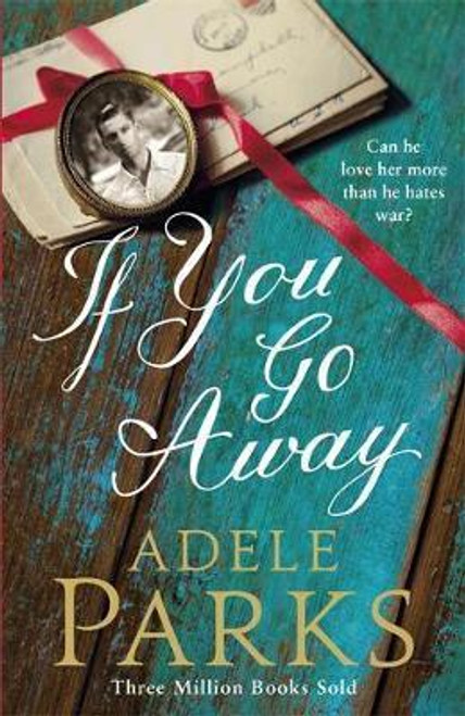 Parks, Adele / If You Go Away