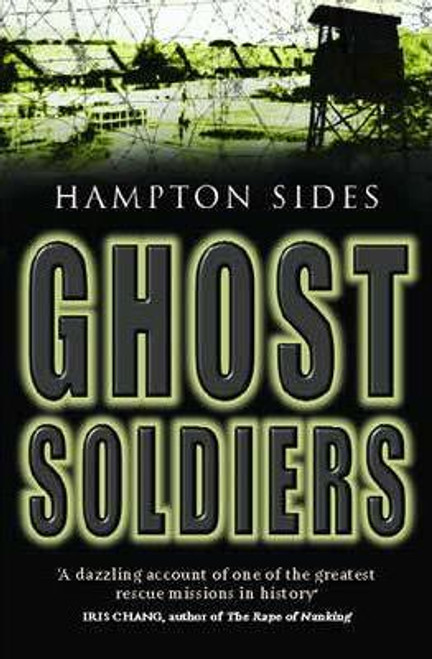 Sides, Hampton / Ghost Soldiers (Large Paperback)