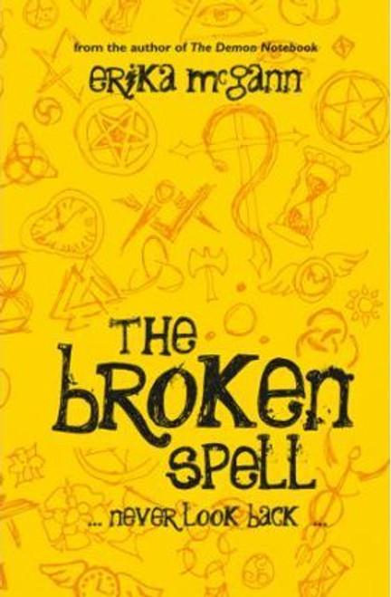 McGann, Rrika / The Broken Spell