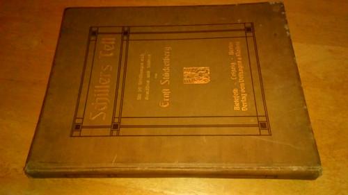 Schiller, Friedrich - Wilhelm Tell - Schaufpiel in 5 Aufzugen ( Mit 59 Abbildungen nach Gemalden Und Studien von Ernst Stuckelberg - Zweite Auflage, 1912 HB ( In German)