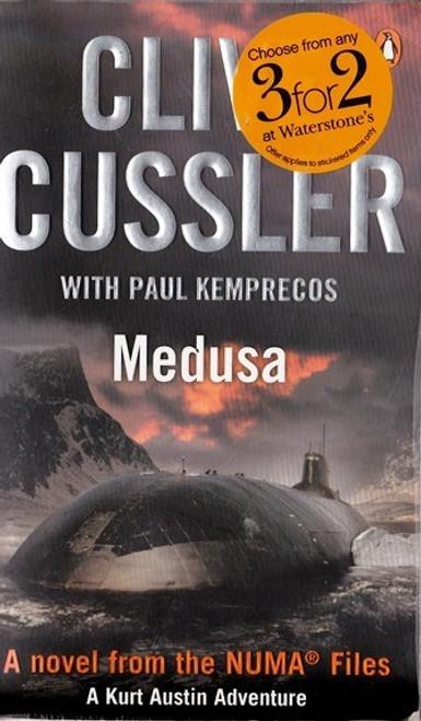 Cussler, Clive / Medusa