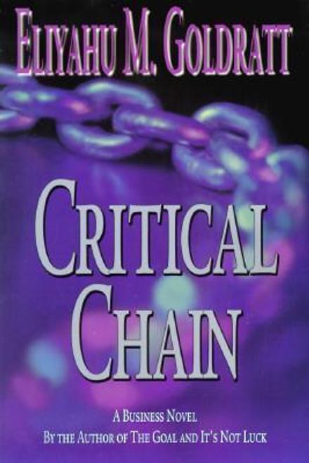 Goldratt, Eliyahu M. / Critical Chain (Large Paperback)