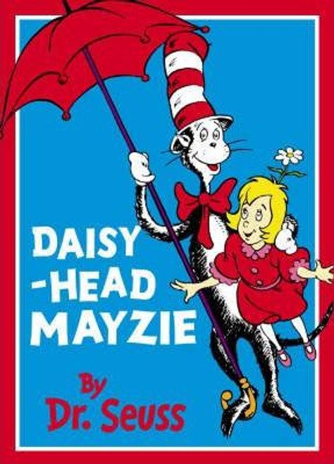 Seuss / Daisy-Head Mayzie (Large Paperback)