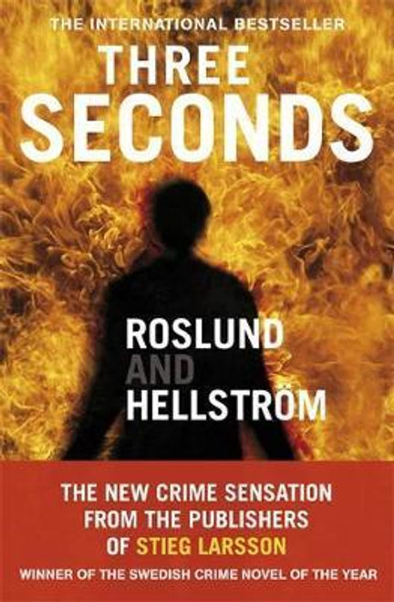 Roslund, Anders / Three Seconds (Large Paperback)