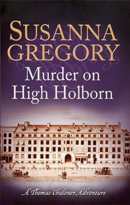 Gregory, Susan / Murder on High Holborn