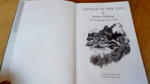 Gibbings, Robert - Lovely is the LEE - HB 1983 - Ireland  - Galway, Mayo & Cork Illustrated