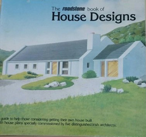 The Roadstone Book of House Designs - Vintage 1980 PB - Architecture Ireland