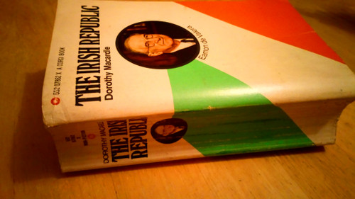 Macardle, Dorothy - The Irish Republic - Vintage Corgi PB Edition 1968