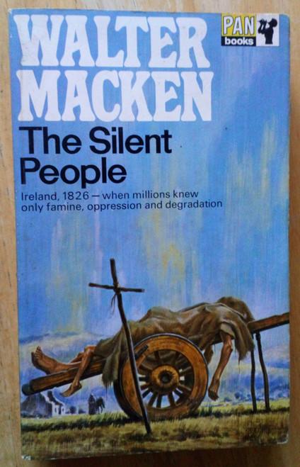 Macken, Walter - The Silent People - Vintage Pan PB Ed - ( Irish Trilogy - Book 2 )