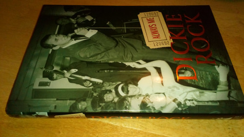 Rock, Dickie - Always Me - SIGNED HB 1st Edition  2007 - Showband 1960's