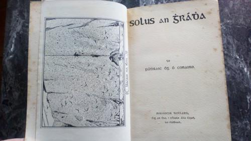 Ó Conaire, Padraic Óg - Solus an Ghrádha - As Gaeilge HB