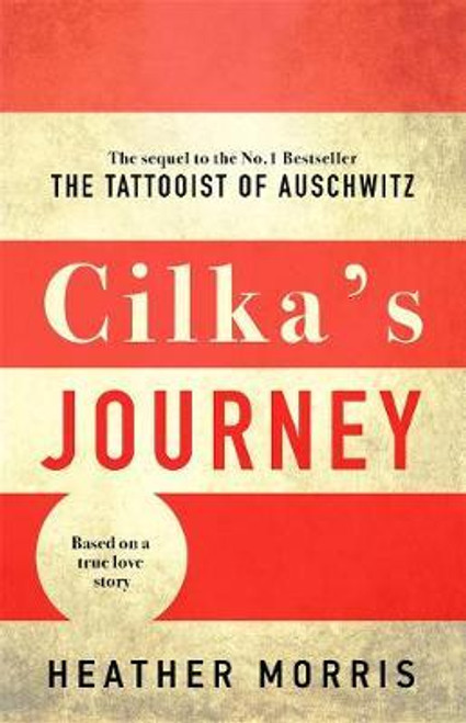 Morris, Heather / Cilka's Journey (Large Paperback)