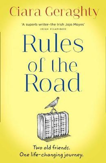 Geraghty, Ciara / Rules of the Road (Large Paperback)