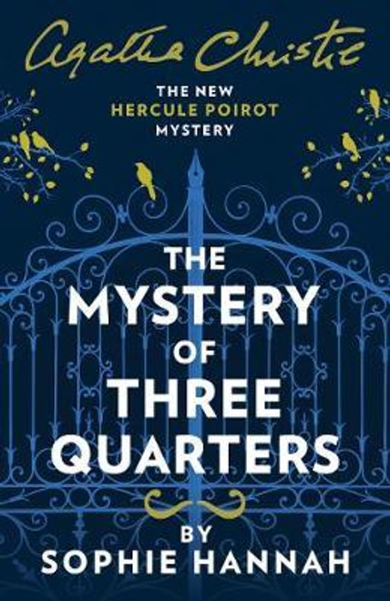 Hannah, Sophie / The Mystery of Three Quarters (Large Paperback)