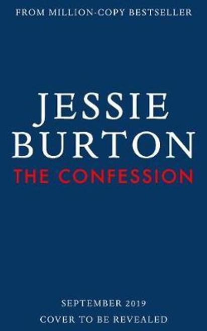 Burton, Jessie / The Confession (Large Paperback)