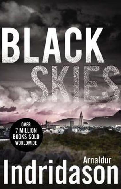 Indridason, Arnaldur / Black Skies (Large Paperback)