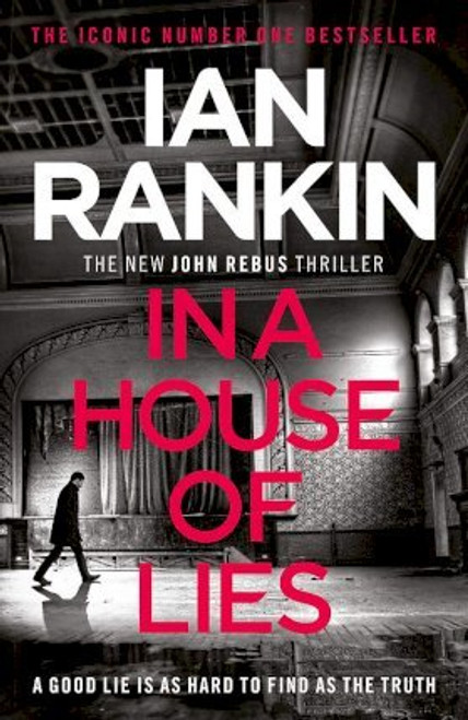 Rankin, Ian / In a House of Lies (Large Paperback)