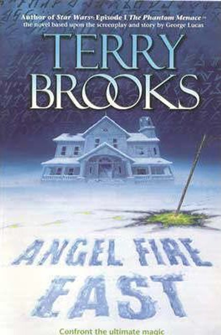 Brooks, Terry / Angel Fire East (Large Paperback)