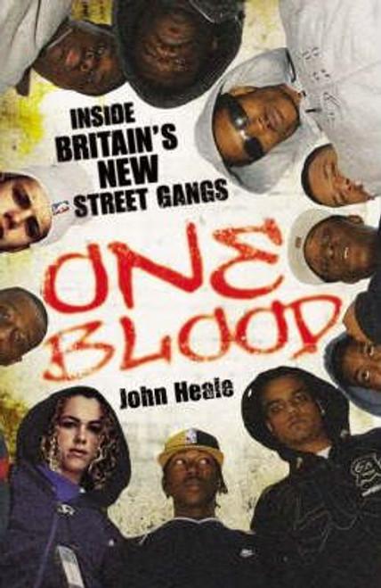 Heale, John / One Blood : Inside Britain's New Street Gangs  (Large Paperback)