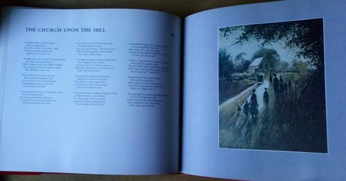 O'Brien, John ( Patrick Hartigan)  - Around the Boree Log - HB Illustrated Edition - Artwork by Patrick Carroll - Australia