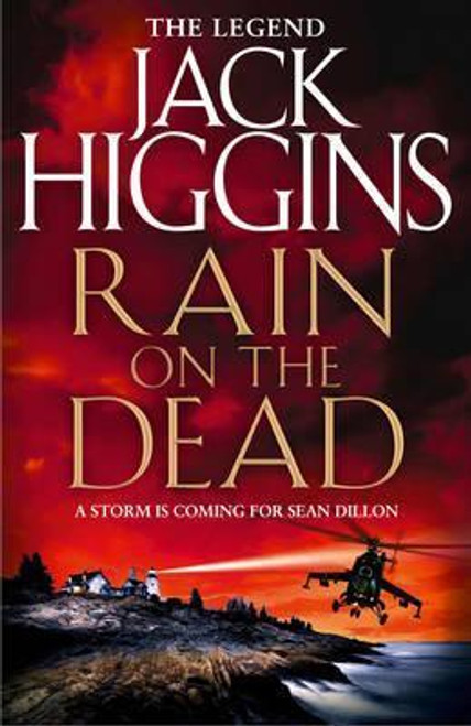 Higgins, Jack / Rain on the Dead (Large Paperback)