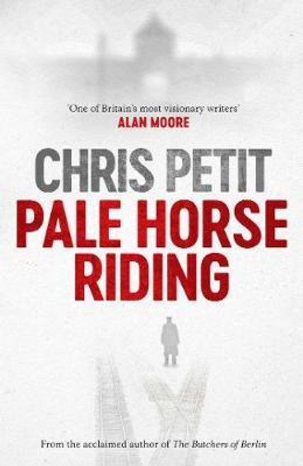 Petit, Chris / Pale Horse Riding (Large Paperback)