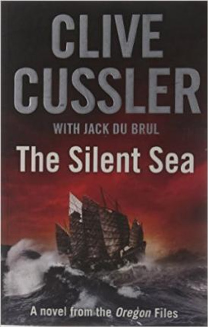 Cussler, Clive / The Silent Sea (Large Paperback)