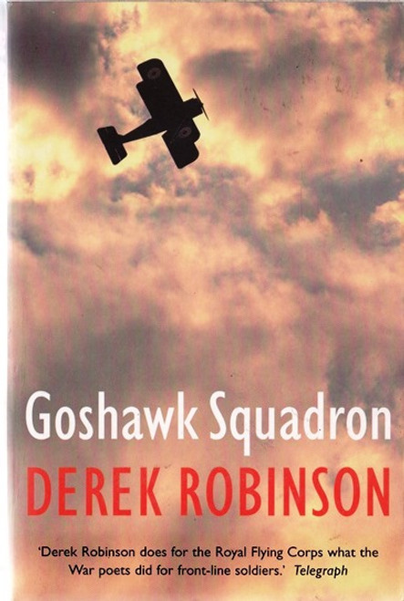 Robinson, Derek / Goshawk Squadron