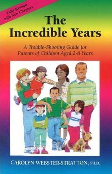 Webster-Stratton, Carolyn / The Incredible Years (Large Paperback)