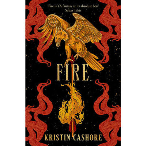 Cashore, Kristin - Fire - ( Graceling Realm - Book2 )  PB - BRAND NEW