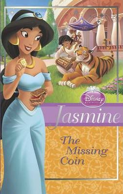 Disney Chapter Book - Jasmine